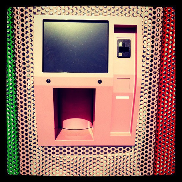 Cupcake ATM Machine: 24-Hour Access To Fresh Delicious Treats