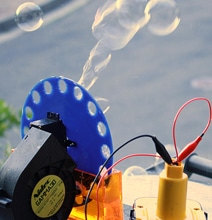DIY Bubble Machine: The Perfect Project For Geeks & Their Kids