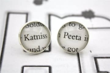 Hunger Movie Jewelry Peeta