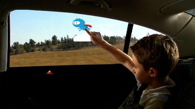 GM Builtin Interactive Trip Buddy