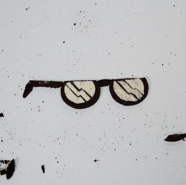 Oreo Sunglasses Cookie Designs