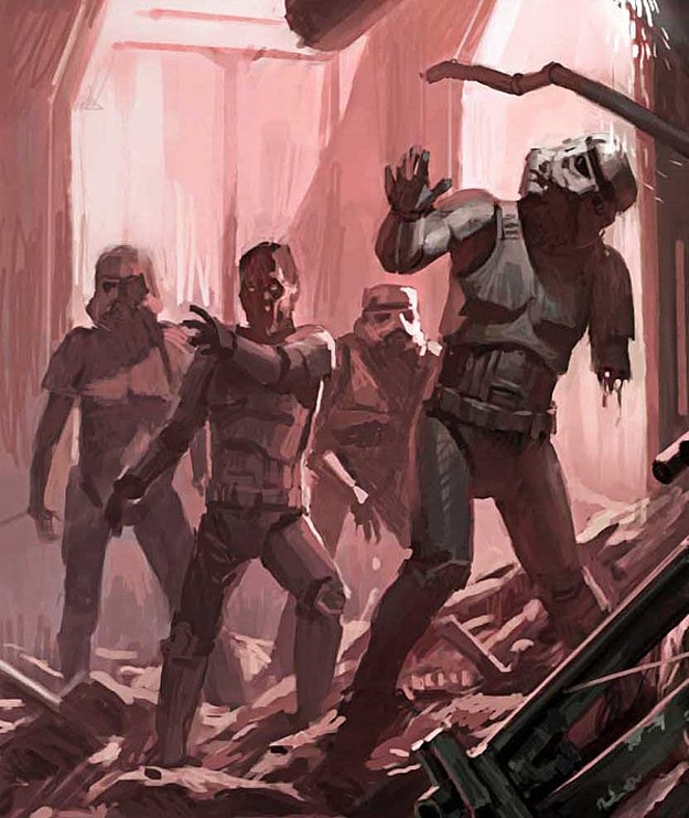 star wars zombies