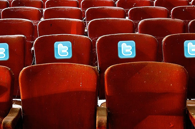 Tweet Seats: A Special Section In Theaters For Twitter Addicts
