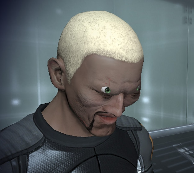 The Terrible Power Of Mass Effect's Character Creator