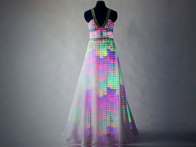 aurora-led-dress-design