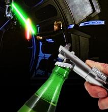 Lightsaber & Millennium Falcon Bottle Openers