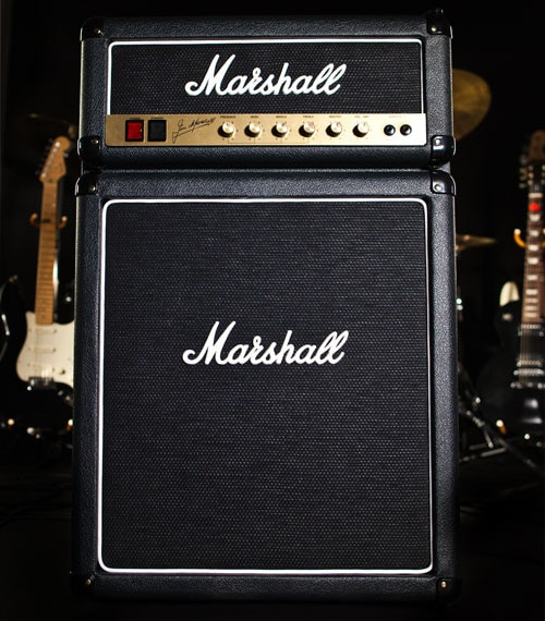 The Marshall Rock N' Roll Fridge
