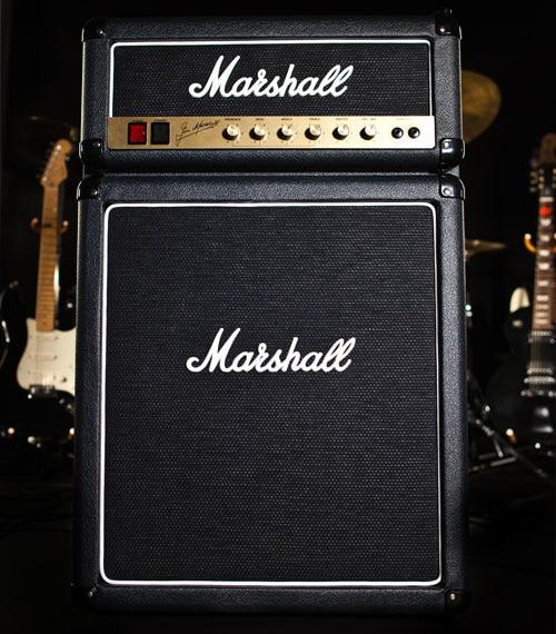 The Marshall Rock N' Roll Fridge