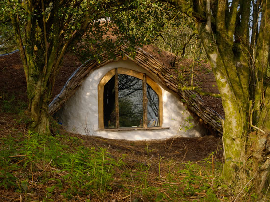 Stunning Real Life Hobbit House Bit Rebels