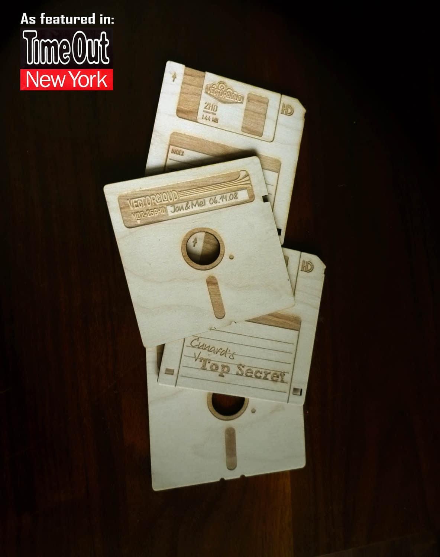 retrofied-wooden-diskette-coasters