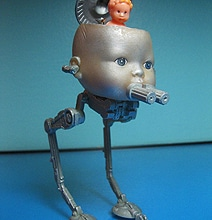 Freaky Star Wars Figures Created From Doll Parts