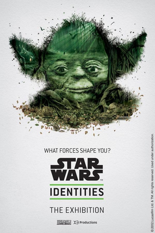 Star Wars Identities: Amazingly Creative Star Wars Posters