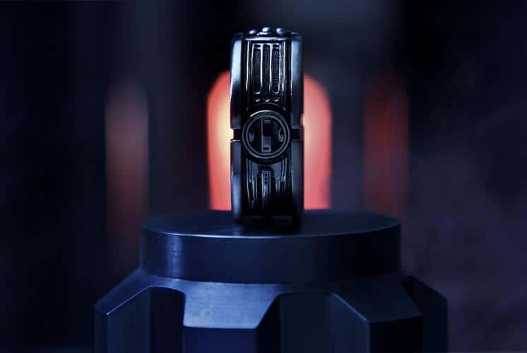 Star Wars Wedding Ring: Until The Force Do Us Part