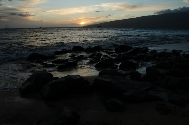 HDR Photography Explained With The Sunset In Maui