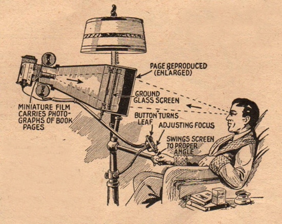 What The iPad Would Look Like In 1935