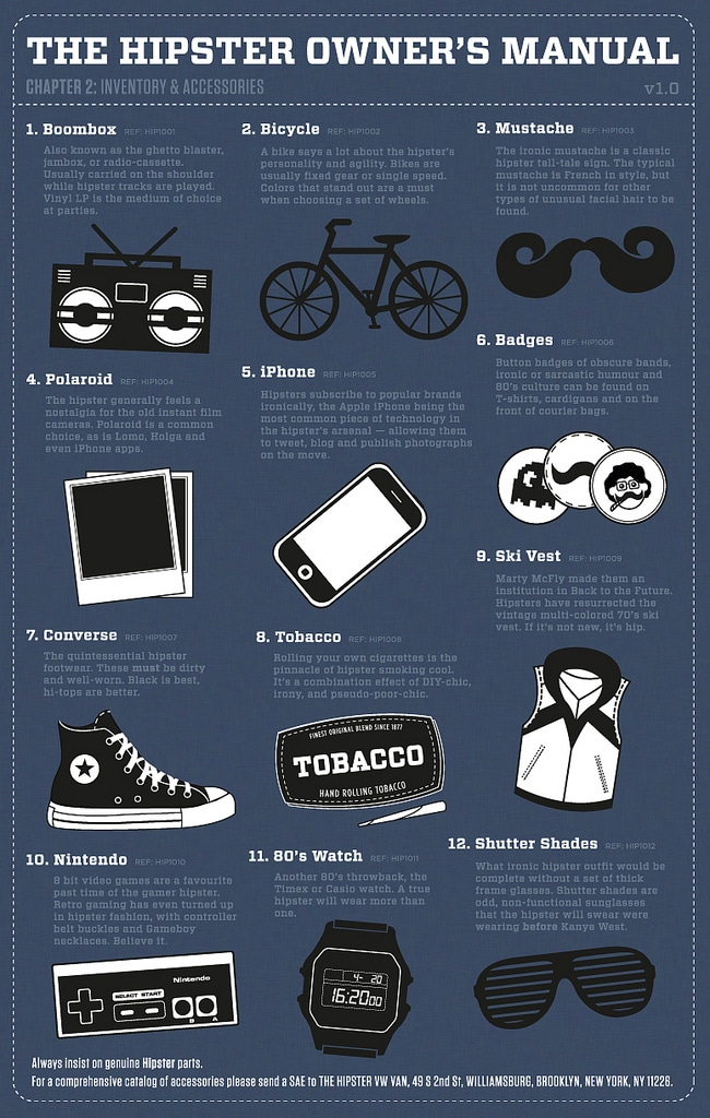 the-hipster-owners-manual