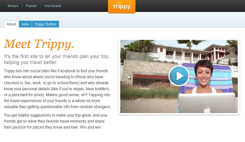 Trippy: The Travel Version Of Pinterest