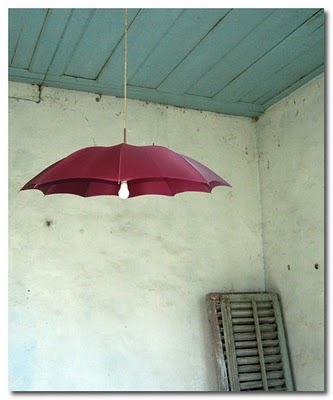 How To Hack An Umbrella