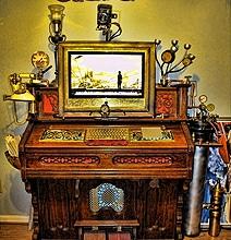 eyeMac Custom Steampunk Computer Is Pure Historical Art