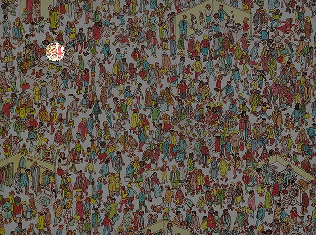 Where's Waldo? Now You Can Use An Algorithm To Find Him