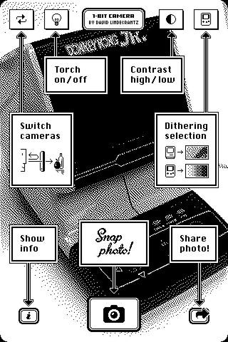 1-bit-camera-app