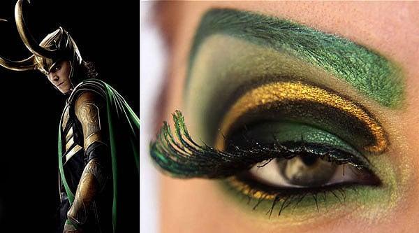 Fantastic-Avengers-Eye-Makeup