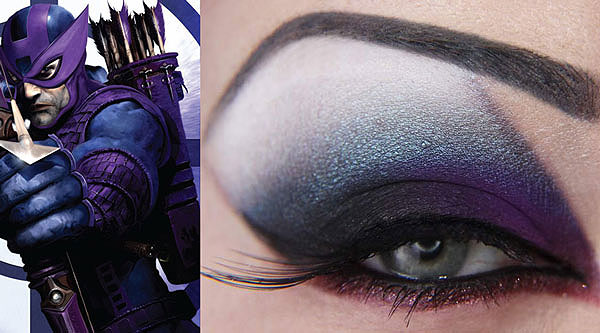 Fantastic-Avengers-Eye-Makeup