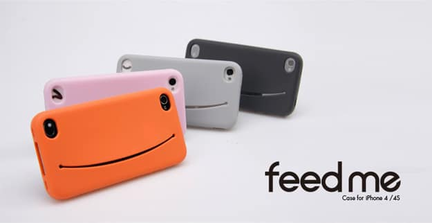 FeedMe: The Case That Turns Your iPhone Into A Pet