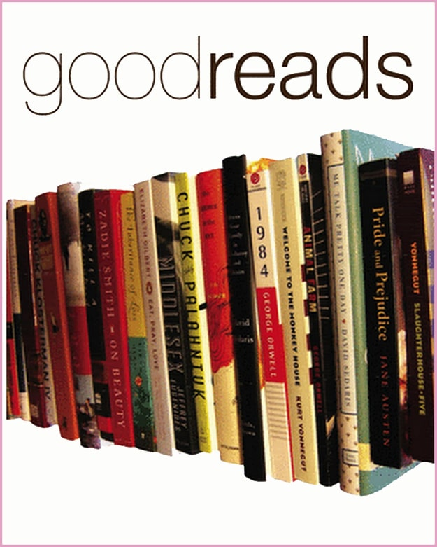 Goodreads-Author-Writer-Website