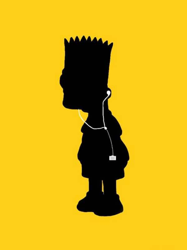 iSimpsons: If The Simpsons Had iPods