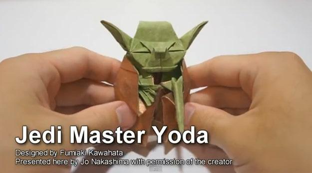 Jedi-Master-Yoda-Origami-Tutorial