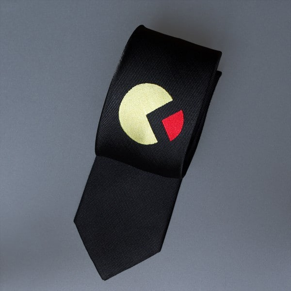 Pac-Man & Space Invaders Neckties For Geeky Professionals