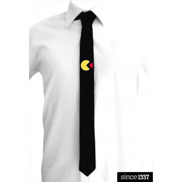 PacMan-Retro-Mens-Tie