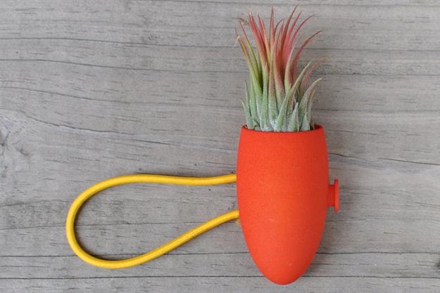 Portable-Plant-Bike-Planter