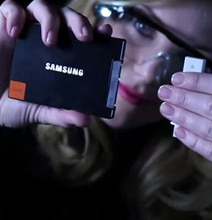 Samsung SSD Angels Highlight The Human Aspect Of Technology