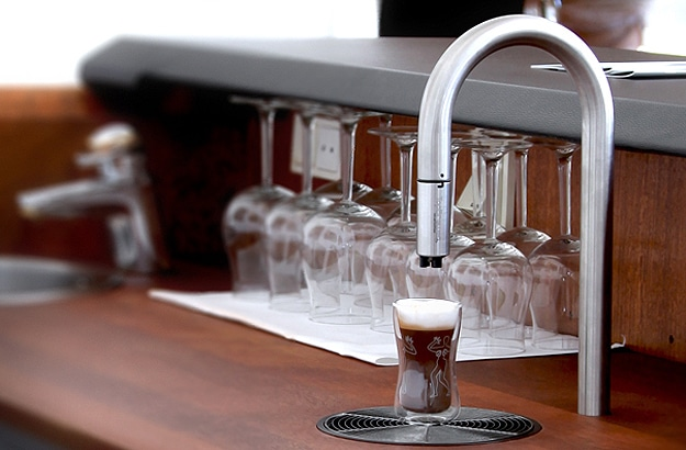 The Magic Coffee Machine Controlled With Your iPhone