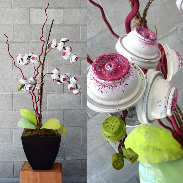 Spray-Can-Flower-Designs