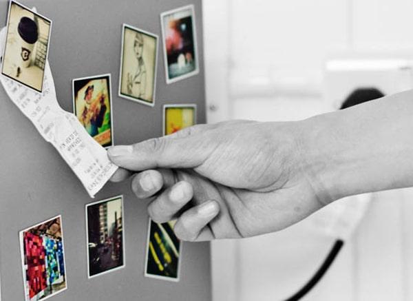 StickyGram: Instagram Magnets Add Personality To Your Fridge