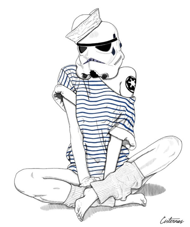 Stormtroopers-Ladies-Drawn-Art