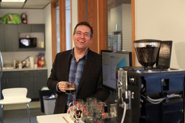 Textspresso: Make Coffee By Texting This Brilliant Machine Mod