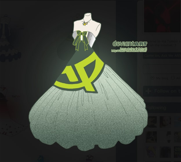 Twitter-Internet-Dress-Design