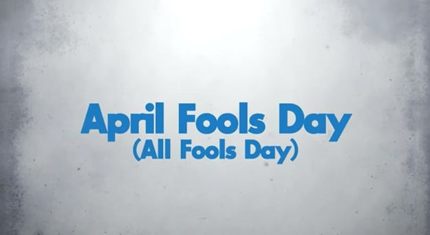 The History Of April Fools Day [Video]