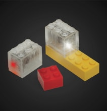 Brick Brites: Lego Enters The Space Age With LEDs