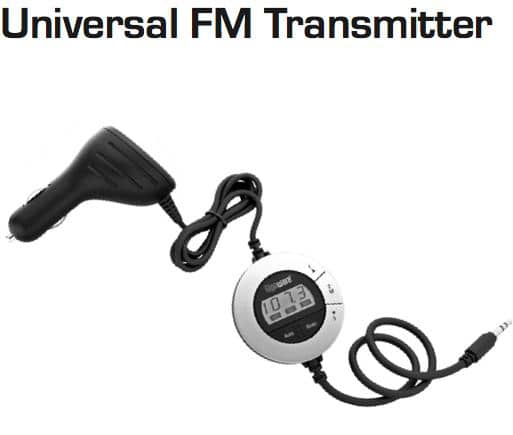How To Hack The Gigaware 12-494 Universal FM Transmitter