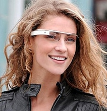 When Google Glasses Run Windows OS [Video]