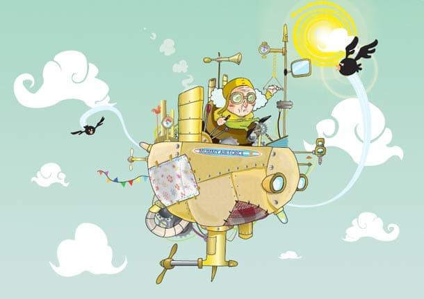 junk-food-gamers-illustrations