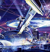 Star Trek Enterprise Almost Became A Las Vegas Mega Attraction