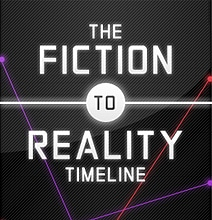 When Fiction Becomes Reality Timeline [Infographic]