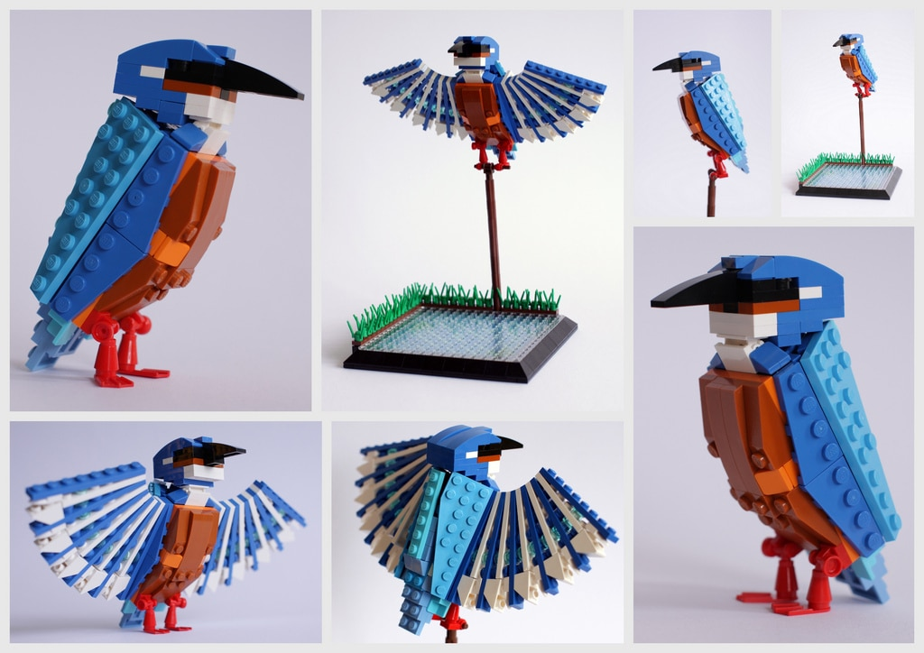 British-Birds-Lego-Series