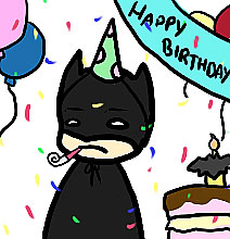 Find Out If You Share A Birthday With Batman [Infographic]